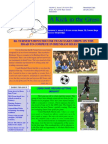 A Kick in the Grass, RL Turner Boys' Soccer January Newsletter