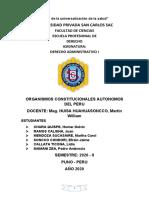 MONOGRAFIA ORGANISMOS CONSITUCIONALES  AUTONOMOS.docx
