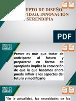 CONCEPTO DE DISEÑO, CREATIVIDAD, INNOVACIÓN Y SERENDIPIA (1).pptx