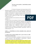 Juniele Rebêlo de Almeida - História oral e movimento social