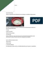 Receita Pão Canal do Chef Caruzo