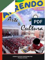 Arte y Cultura Prof. Edwin Gustavo MARQUINA PAZ