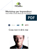 Usare Il Web in Modo Efficace Per Il Tuo Business - Workshop AssoImpresaItalia