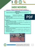 Documento profundización voleibol noveno