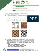 formato y evaluación ajedrez