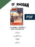 P-021 - A Guerra Atômica Que Não Houve - Kurt Mahr