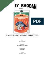 P-024 - Na Selva do Mundo Primitivo - Kurt Mahr