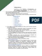 PASSO-A-PASSO de PRE-MATRICULA-INTRANET