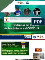 Presentación Clase 4 Lcda. Tania Cely - Control Dopaje y Covid - 19.pdf