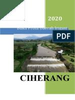 Buku Profil DI Ciherang 2020
