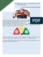 21 CONSEJOS PARA FORMULAR UN PLAN DE FIDELIZACIÓN DE CLIENTES