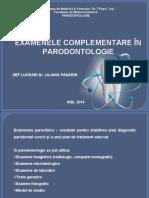 Examene paraclinice examenghoerghe hagi