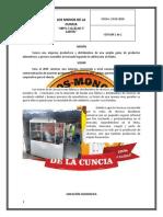 MONOS DE LA CUNCIA