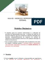 AULA 04 - MODELOS