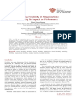 Revisiting Flexibility in Organizations_Exploring its Impact on Performance