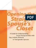 Opening the Straight Spouses' Closet.
