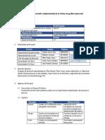 project sistema de gestión empresarial NANOTECHNOLOGY