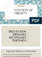 LI Prevention Obesity
