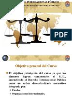 Derecho Internacional Público UNSA - 2