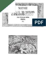 Töpffer - Histoire d'Albert