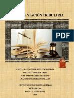 Fundamentación tributaria cartiila grupo de juan David Ramirez y compañia
