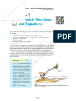 NCERT Books for Class 10 Science Chapter 1 Chemical Reactions and Equations