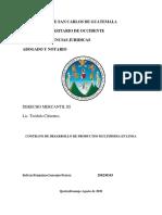 CONTRATO DE DESARROLLO DE PRODUCTOS MULTIMEDIA EN LINEA