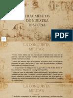 FRAGMENTOS DE NUESTRA HISTORIA [Autoguardado]