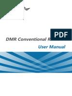 DMR Conventional Radio_BT_User Manual_R8.5