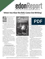 The Chalcedon Report Feb 19 Newsletter