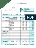Presupuesto2 Productos Farmaceuticos