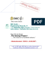 Moderation Script (09/2007)