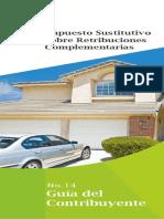 1-Guia 14-Impuesto Sustitutivo sobre Retribuciones Complementarias