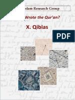 Who-Wrote-the-Quran-10.-qiblas