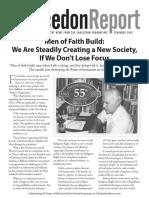 The Chalcedon Report Feb 20 Newsletter