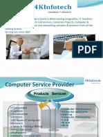 4KInfotech-AMC-Presentation