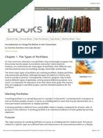 Artigo-The Types of Portfolios.pdf