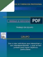 2006 - PFP- Módulo 5- Trabajo en equipo