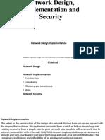 Network Implementation