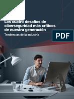 Los Cuatro Desafios de Ciberseguridad más críticos.pdf