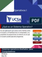 1. Sistemas Operativos