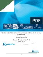 Plan de Trabajo Control de Vibraciones de Orica- Chaquicocha.doc