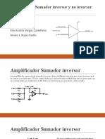 ao sumador inversor