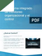 sistema de monitoreo en las organizaciones