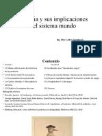 1Pandemia y Sus Implicaciones en El Sistema Mundo