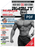 My Workout Magazin Sommer 2020