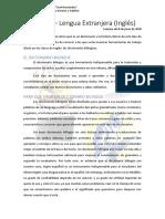 Nivel I - 2 El diccionario bilingüe