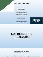 El Derecho Humanitario final