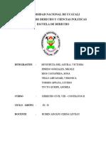 ANALISIS DE CASACION- contratos