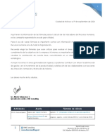 KPIs Recursos Humanos DNE Consulting